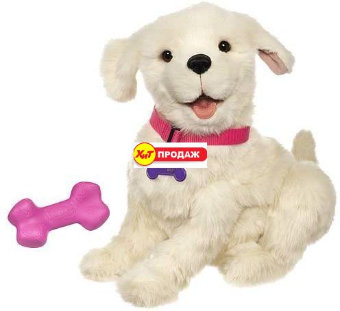 Игрушка собака интерактивная